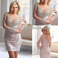 Elegant Long Sleeve Beading Pink Short Formal Cocktail Party Dress 2013 - Buy Cocktail Dress,Beaded Nude Short Cocktail Dress,Formal Cocktail Dresses For Christmas Party Product on Alibaba.com