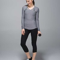 Pace Pusher Long Sleeve