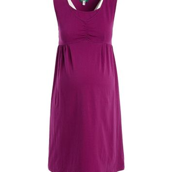 Deb Pin Tuck Nursing Dress