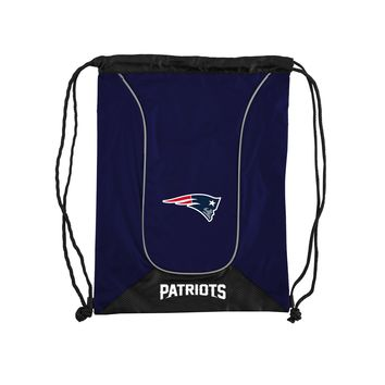 New England Patriots Backsack Doubleheader Style Navy