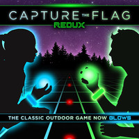 Capture The Flag GLOW in the Dark Party Game