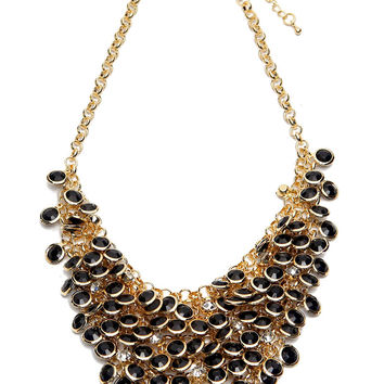 Gem Statement Necklace