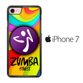 Zumba Fitness iPhone 7 Case