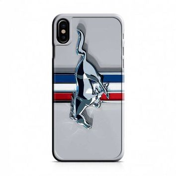 FORD MUSTANG 3 iPhone X Case