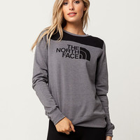 THE NORTH FACE Half Dome Womens Crew Sweatshirt | Sweatshirts + Hoodies