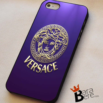 Versace logo iPhone 4s iphone 5 iphone 5s iphone 6 case, Samsung s3 samsung s4 samsung s5 note 3 note 4 case, iPod 4 5 Case