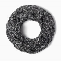 Ice Glitter Infinity Scarf | Fashion Accessories - Cold Weather | charming charlie