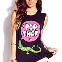 Pop That Muscle Tee