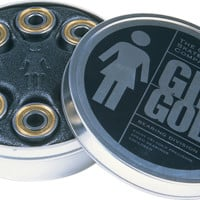 Girl Gold Bearings W/ Steel Case