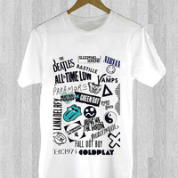 Music and artists design for T Shirt Mens and T Shirt Girls