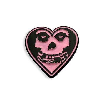 Misfits Heart Fiend V2 Pin - Shop Jeen - powered by Hingeto