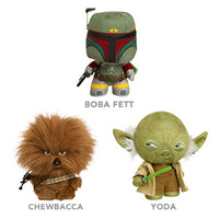 Star Wars Fabrikations Plush