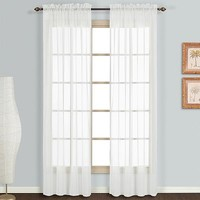 United Curtain Co. Monte Carlo Ascot Window Treatments