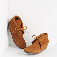 Minnetonka Boho Strumming and Going Booties