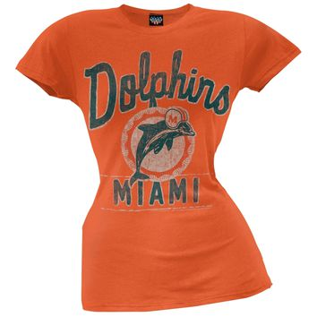 Miami Dolphins - Kick Off Juniors T-Shirt