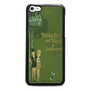 PETER PAN AND WENDY iPhone 5C Case Cover