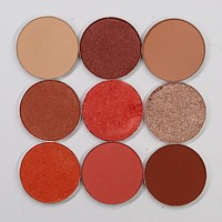 Orange You Glad Eyeshadow Bundle