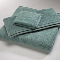 Aqua MicroCotton Luxury Towels