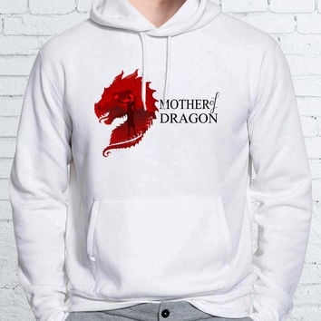 Mother of Dragon Game of Thrones Unisex Hoodies - ZZ Hoodie