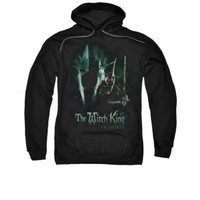 The Lord Of The Rings Movie The Witch King Licensed Adult Pullover Hoodie