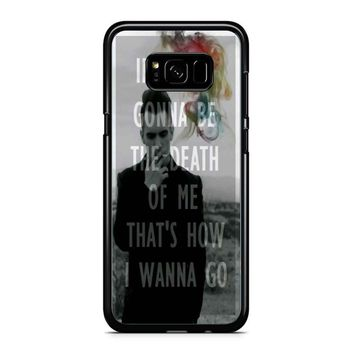 Brendon Urie Panic At The Disco 2 Samsung Galaxy S8 Case