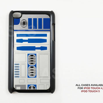 Ipod Touch 4 Case - R2D2 Ipod 4G Touch Case, 4th Gen Ipod Touch Cases