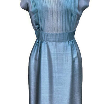 1960 Topaz Ice Cocktail Dress, Just In