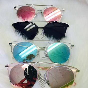 The Cat eye sunnies from PeaceLove&Jewels