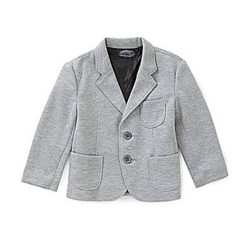 First Wave 12-24 Months Blazer - Grey