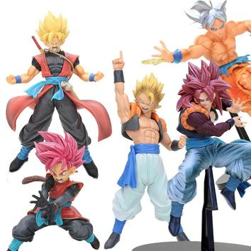 Anime brinquedos Dragon Ball Z Figure Super saiyan gogeta figuration vol.1 gogeta PVC Figure Action Collectible Model toy gifts