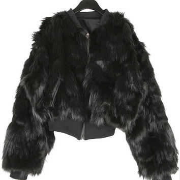 Fur jacket - Tough Luck - Jackets - Jackets & Outerwear - Women - Modekungen