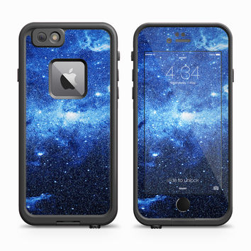 Blue Stars as Dense as the Sand Skin for the Apple iPhone LifeProof Fre Case