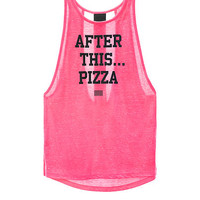 The Player by Victoria's Secret Logo Tank - Victoria Sport - Victoria's Secret
