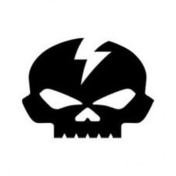 Mad Skull Car Automobile Car Window Decal Tablet PC Sticker Automobile Window Wall Laptop Notebook Etc. Any Smooth Surface