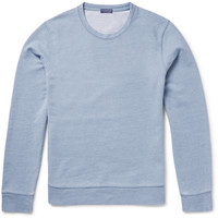 Club Monaco - Loopback Cotton-Jersey Sweatshirt | MR PORTER
