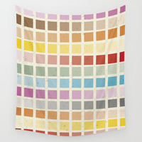 Color up your life Wall Tapestry by Metron