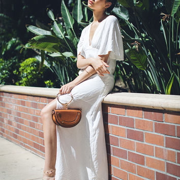Clean Break Maxi Dress