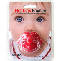 Lips Pacifier | Humorous Baby Accessory