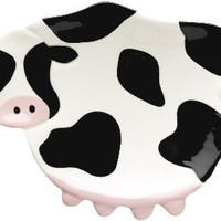 Boston Warehouse Udderly Cows Spoonrest