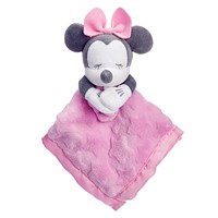 Disney Minnie Mouse Plush Blankie for Baby New with Tag