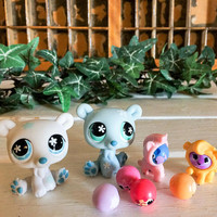 Littlest Pet Shop, LPS Cuddliest Pairs, Littlest Pet Bear, Littlest Pets, Little Pets on the Go, Lps On The Go, Collectible LPS, Lps Bear