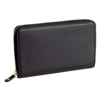 Leather Wallet - from H&M