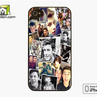 Shawn Mendes Photo Collage iPhone 4S Case Cover by Avallen