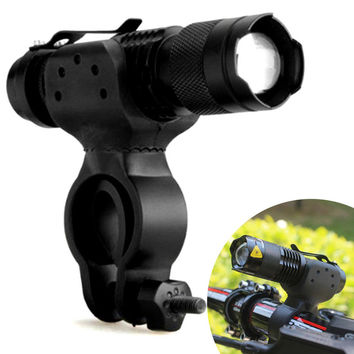 Bicycle Head Front Flashlight