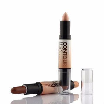 ONETOW 2016 Hot!Wonder stick Double-ended 2 in 1 highlights and contours shade stick Light/Medium/Deep/Universal concealer face makeup