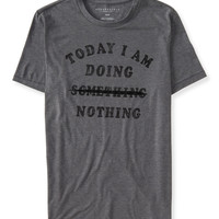 Doing Nothing Graphic T