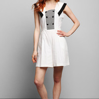 Urban Outfitters - Vintage '80s Sailor Romper