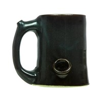 Boo Glass Pipe Mug