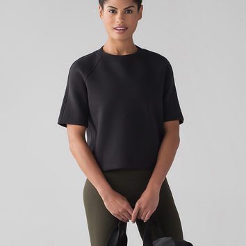 NTS Cropped Short Sleeve | Women's Short Sleeve Tops | lululemon athletica