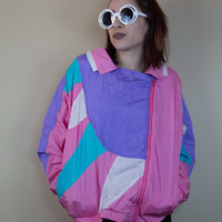 Sporty Spice Vintage Jacket